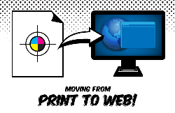 Moving from Print to Web with Adobe CS6
