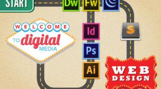 Free Seminar: Roadmap to a Career in Web Design & Digital Media