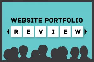 website-portfolio-review